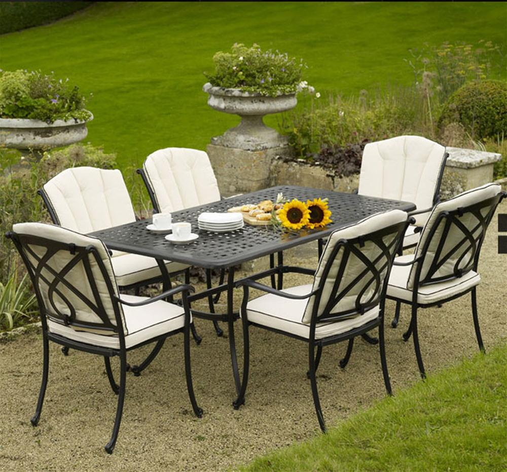 Why buy cast aluminum garden furniture for Best buy patio furniture